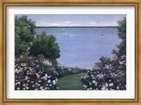Framed Summer Vista