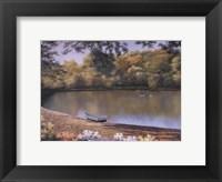 Framed Golden Pond