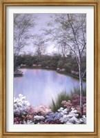 Framed Springtime Melody III