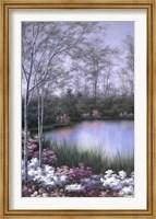 Framed Springtime Melody I