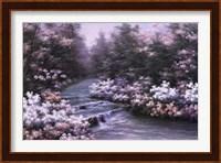 Framed River Cascade