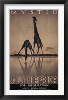 Framed Mystic South Africa