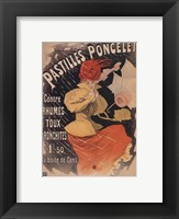 Framed Pastilles Poncelet