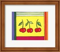 Framed Cherry Bing