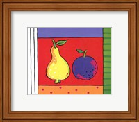 Framed Fab Fruit