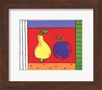 Framed Fab Fruit
