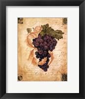 A Rich Harvest II Framed Print