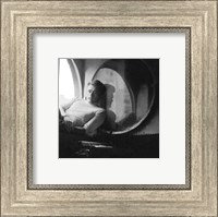 Framed James Dean, New York, c.1954