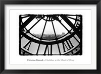 Framed Clockface at the Musee d'Orsay