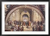 Framed School of Athens, c.1511