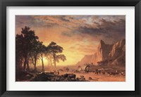 Framed Oregon Trail, The