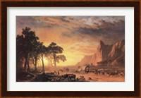 Framed Oregon Trail, The