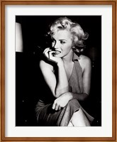 Framed Marilyn Monroe, 1952