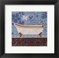 Framed Eco Motif Bath I