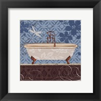 Framed Eco Motif Bath II