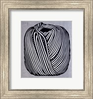 Framed Ball of Twine, 1963
