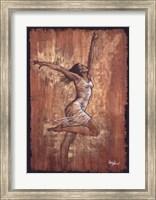 Framed Dance of Joy I