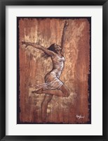 Framed Dance of Joy I