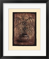 Exotic Flora II Framed Print