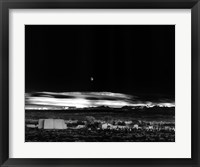 Moonrise, Hernandez Framed Print