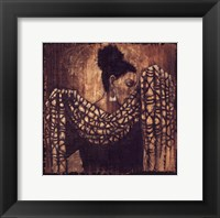 Wrapped in the Moment (16 x 18) Framed Print