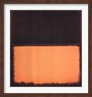 Framed Number 18, 1963