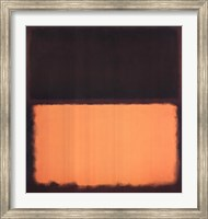 Framed Number 18, 1963