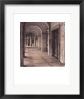 Framed Salamanca, Castilla y Leon