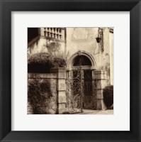 Framed Volterra, Toscana