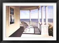 Framed Breezy Point