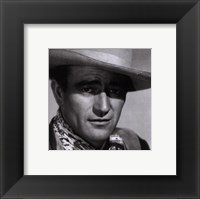 Framed John Wayne, 1943 (small)