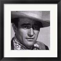 Framed John Wayne, 1943