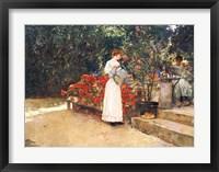 Framed After Breakfast, 1887