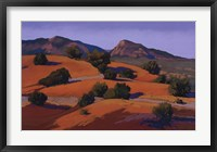 Framed Juniper Hills