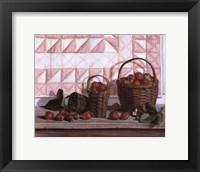 Strawberry Time Framed Print