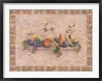 Framed Tuscan Palette
