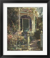 Framed Portsmouth Doorway