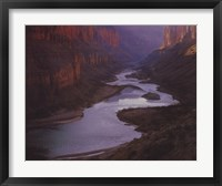 Framed Grand Canyon