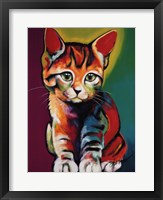 Landy Framed Print