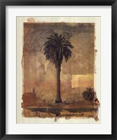 Framed Palm Study 1