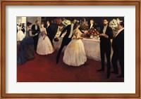 Framed Buffet, 1884
