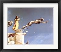 Framed Gargoyles