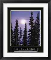 Framed Challenge - Moonrise