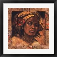 Framed Usseyna
