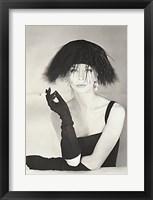 Framed Savoir-Faire, December 1957