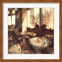 Framed El Real Cafe