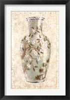 Framed Ming Blossoms I
