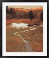 Framed Frog Creek