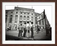 Framed Yankee Boys