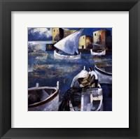 Framed Pescador